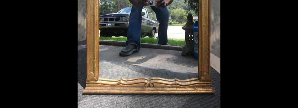 Att sälja en spegel