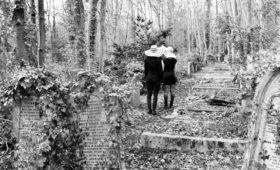 Karl Marx på den vilda kyrkogården
